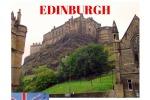 DAY 5. EDINBURGH CITY TOUR