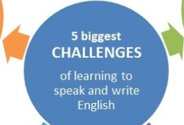 biggest challenge in learning in an Learning english can be extremely difficult, and these are some of the challenges you'll encounter when learning the english language.
